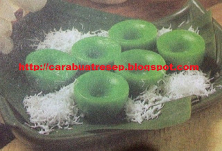 Foto Kue Lumpang Lembut dan Empuk