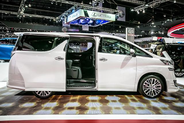 fitur all new alphard grand avanza 1.3 g m/t 2017 interior eksterior dan vellfire 2015 dealer resmi