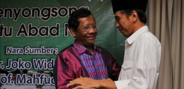 Menakar Keunggulan Mahfud MD, Sri Mulyani, TGB dan Chairul Tanjung Jadi Cawapres Jokowi