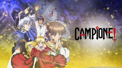 Campione!: Matsurowanu Kamigami to Kamigoroshi no Maou