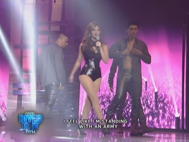 WATCH: Angel Locsin's Sizzling Hot Performance On ASAP