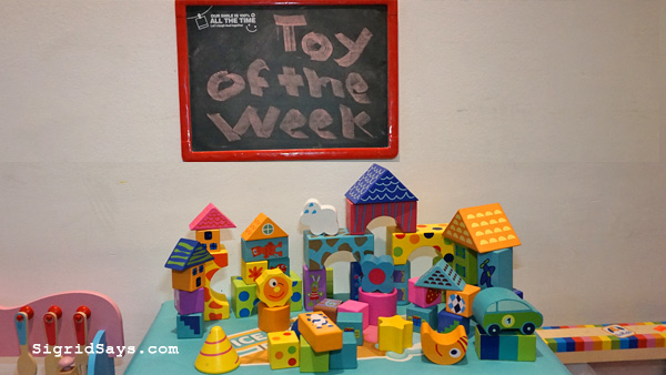 Babyrun baby needs store Bacolod - toy of the week