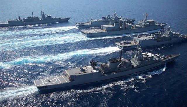 Γιατί ο Ελληνικός στόλος είναι πιο ευέλικτος από τον τουρκικό