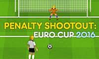 Penaltı Vuruşu Avrupa Kupası 2016 - Penalty Shootout Euro Cup 2016