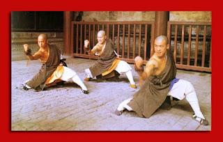 History of Chinese Kung Fu shaolin