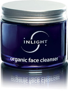review of inlight organic face cleanser