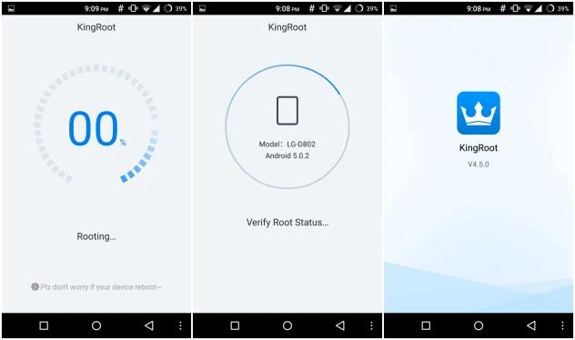Download Kingroot Apk v4.8.0 Apk For Android