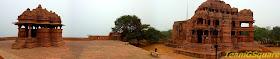 Saas - Bahu Temple Complex, Gwalior