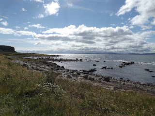 A tenger Arran szigetén