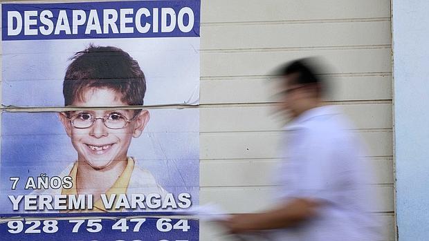 Exploración psiquiátrica al sospechoso por la desaparición de Yeremi Vargas
