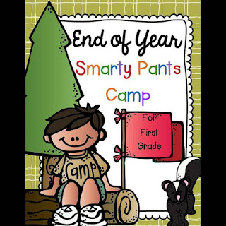 https://www.teacherspayteachers.com/Product/End-of-Year-Smarty-Pants-Camp-for-First-Grade-249601