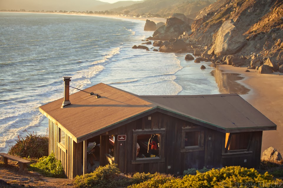 Steep Ravine Cabins Stinson Beach California Highway One The