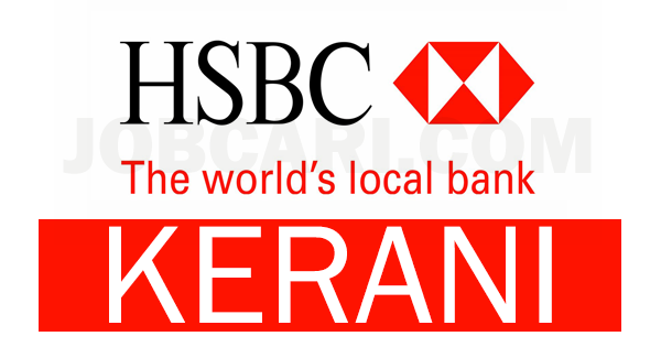KERANI BANK HSBC