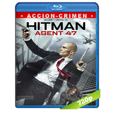 Hitman Agente 47 (2015) BRRip 720p Audio Trial Latino-Castellano-Ingles 5.1