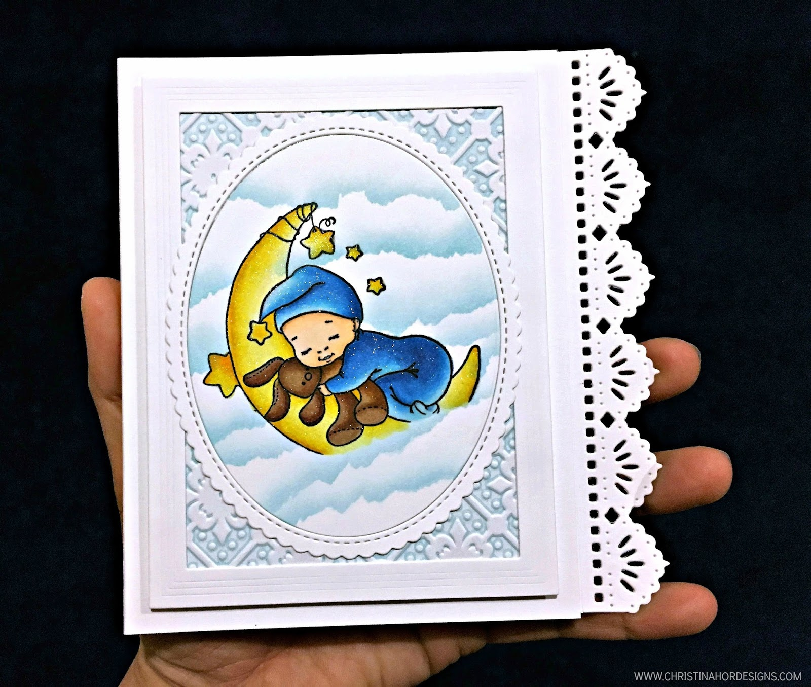 Baby Card_Christina Hor Designs