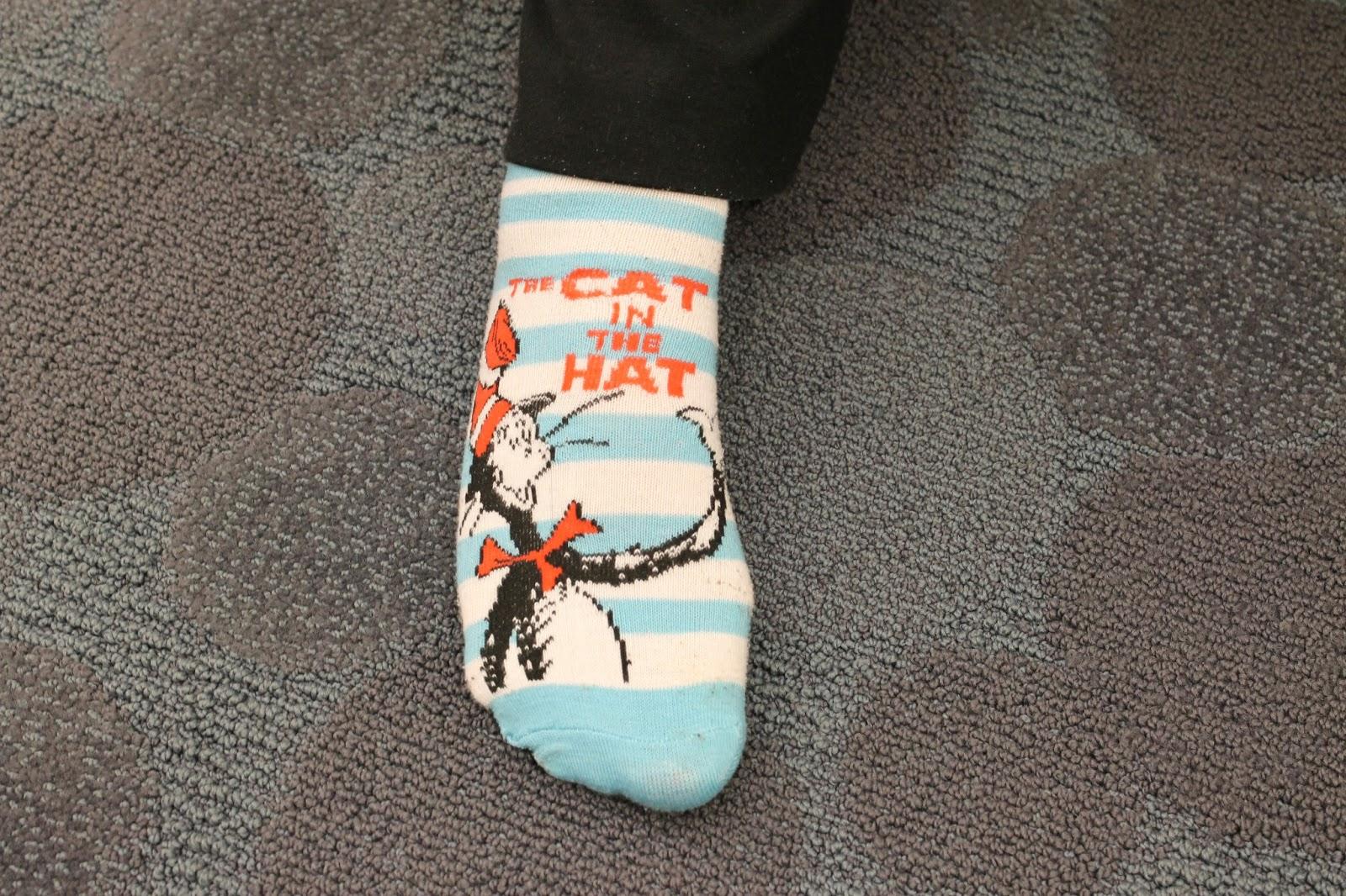 Cat S Eye View Mpl Sock It To Seuss