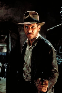 Harrison Ford Indiana Jones Raiders of the Lost Ark 1981
