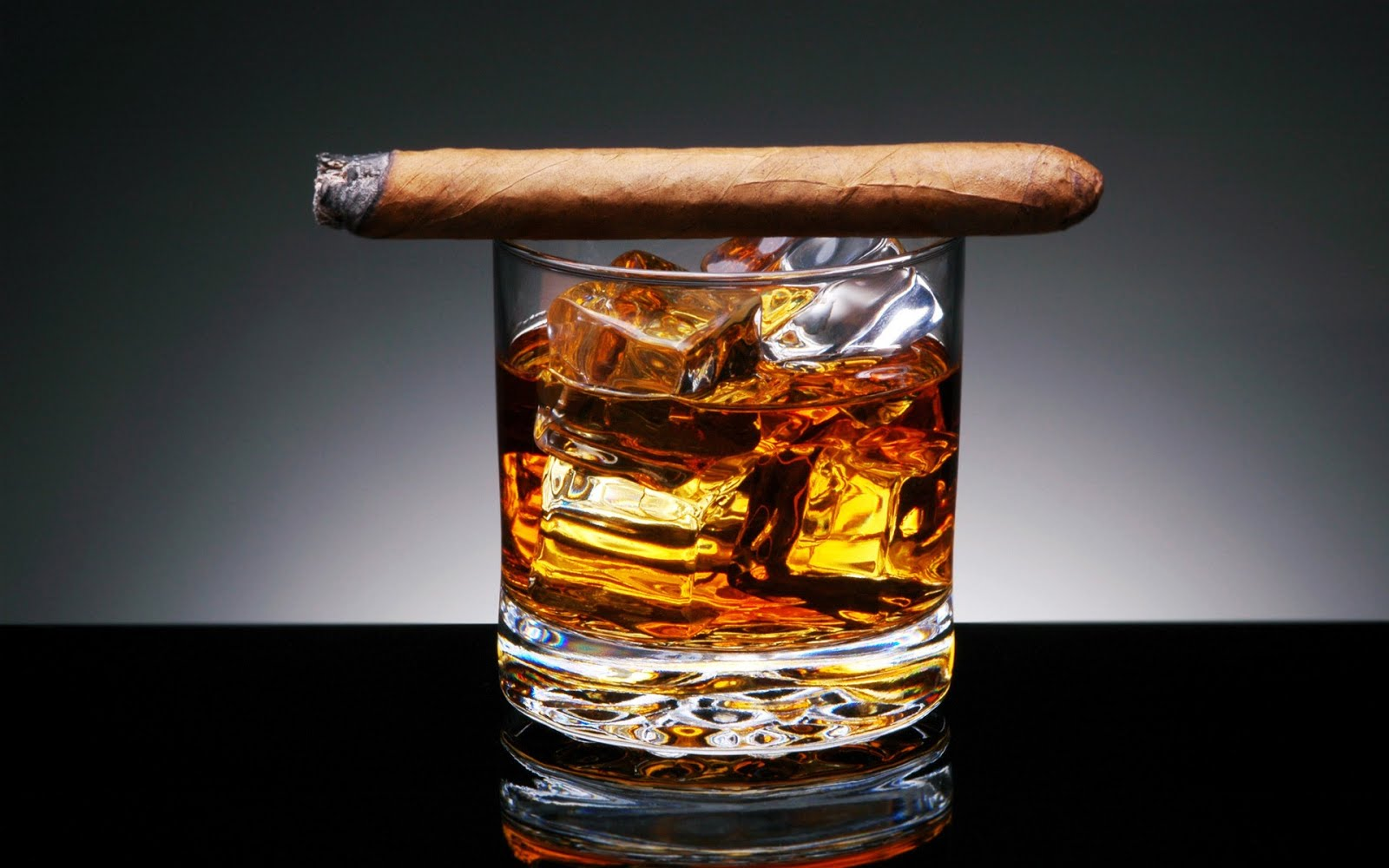 For A Nice Shot Of Bourbon And A Good Cigar