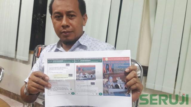 Unggah Gambar Provokatif di Medsos, Ketua DPRD Jatim Dipolisikan