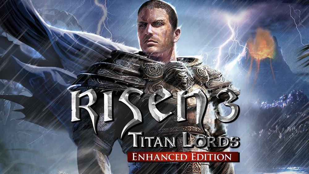 Risen 3 Titan Lords Enhanced Edition Poster