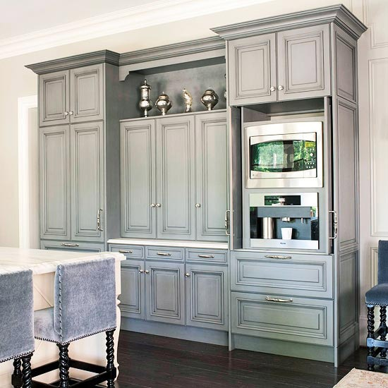 Kitchen Built In Cabinets: Lisa Mende Design: Built In Coffee Makers...Just Gotta