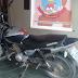 Moto roubada é recuperada em Baixa Grande