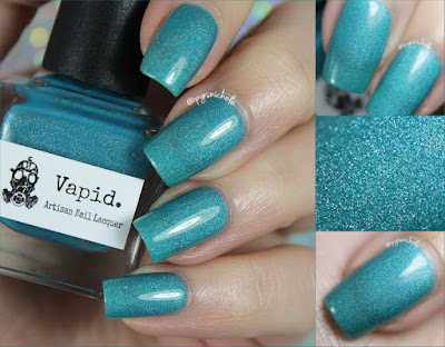 Vapid Lacquer Salt Creek | California Jelly Holos Collection