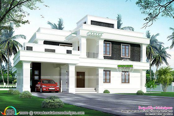 3155 square feet modern home