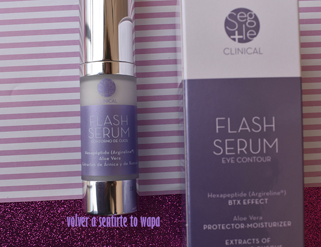 Contorno de ojos Flash Serum de Segle Clinical