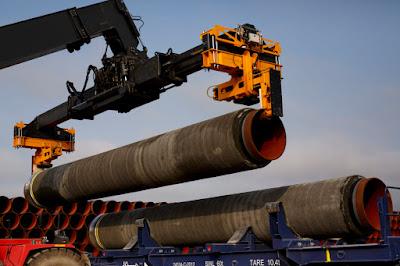Российский трубопровод «Северный поток — 2» не должен быть построен ни при каких условиях — Politico