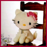 Charmy Kitty Amigurumi