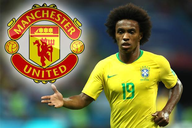 Manchester United Optimis Datangkan Willian