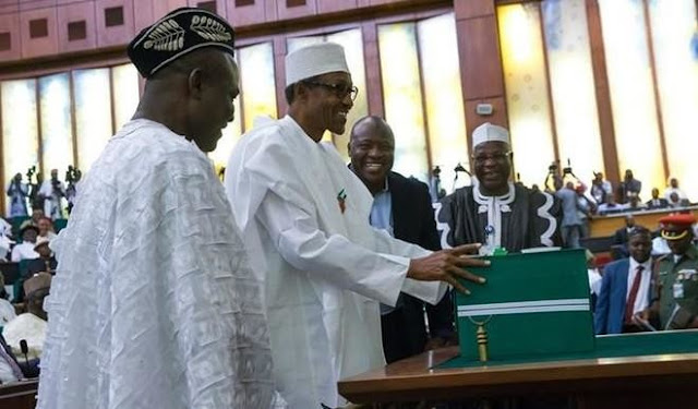 """The Senate on Tuesday received the report of the Joint Committee on Appropriation and Finance on the 2017 Appropriation Bill.  The report was laid at plenary by the Chairman of the Joint Committee on Appropriation, Sen. Danjuma Goje.  In his remarks, Senate President Bukola Saraki, commended the committee for a job well done.  He said the senate would ensure the passage of the bill on Thursday.  Saraki commended the committee for laying the report with details, saying it would help speed up the passage of the bill.  """"On behalf of our colleagues let me congratulate  the committee.  """"This is history been made, because this is the first time report of the Appropriation Bill will be laid with details.  """"Because of that, by tomorrow (Wednesday) you  will get hard copies of the report, but the soft copy will be ready today.  """"We will distribute them and ensure we pass the bill on Thursday,'' he said.  The News Agency of Nigeria(NAN) reports that the 2017 Budget proposal report was laid four days after the expiration of the 2016 fiscal year.  President Muhammadu Buhari had presented a budget proposal of N7.30 trillion for the 2017 fiscal year before a Joint Session of the National Assembly on Dec. 14, 2016.  From details of the proposal presented by President Buhari, the sum of N2.24 trillion, representing 30.7 per cent, will be committed to capital expenditure, while N2.98 trillion will go to recurrent spending.  Also, the oil benchmark price was set at 42.5 dollar per barrel and a production estimate of 2.2 million barrels per day.  The proposal also put the aggregated revenue available to fund the budget at N4.94 tn, which is  28 per cent higher than that of 2016.(NAN)"""