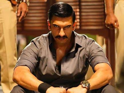 Simmba Movie Review - Ranveer Singh, Sara Ali Khan