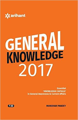 Download Free General Knowledge & Current Affairs 2017 by Manohar Pandey Book PDF