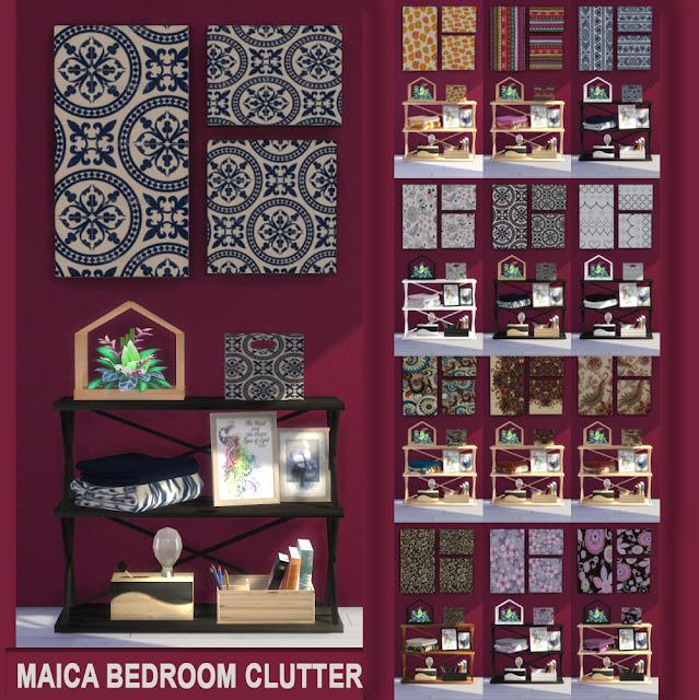 Clutter Dormitorio Maica 10