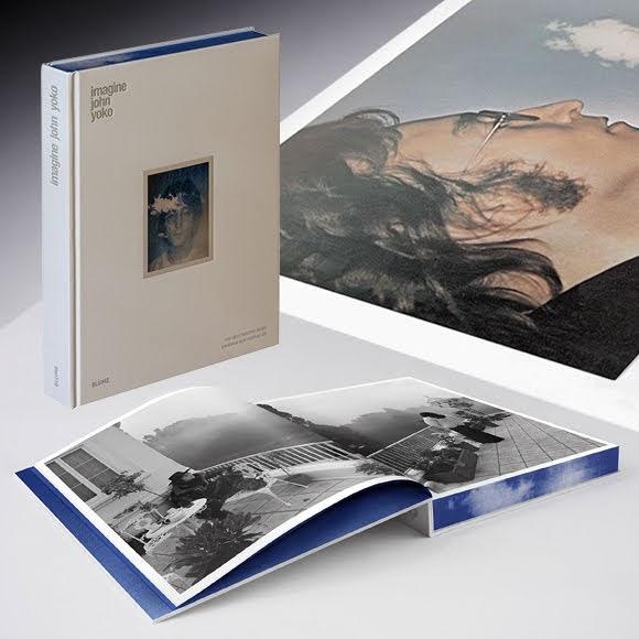 «Imagine John Yoko» : le livre hommage à l'album «Imagine»