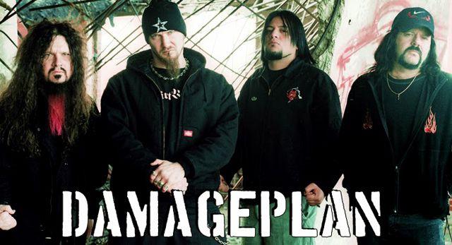 Damageplan Grupo Banda