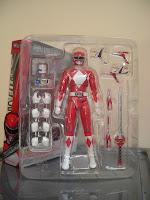 SH Figuarts Tyranno Ranger Zyuranger Red Power Rangers Super Sentai Bandai