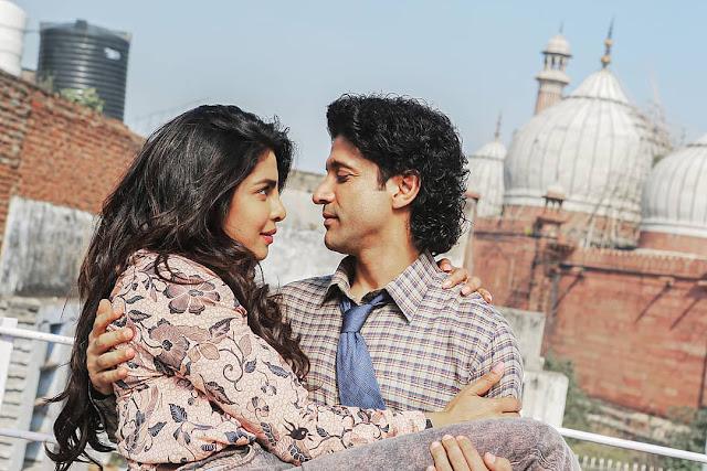 Priyanka Chopra and Farhan Akhtar film The Sky Is Pink