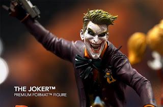 SDCC 2018 Sideshow DC Comics Joker Premium Format Figure 002