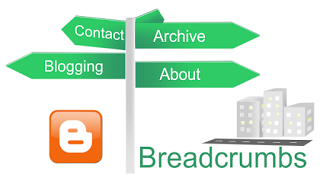Breadcrumbs SEO Friendly Valid HTML5