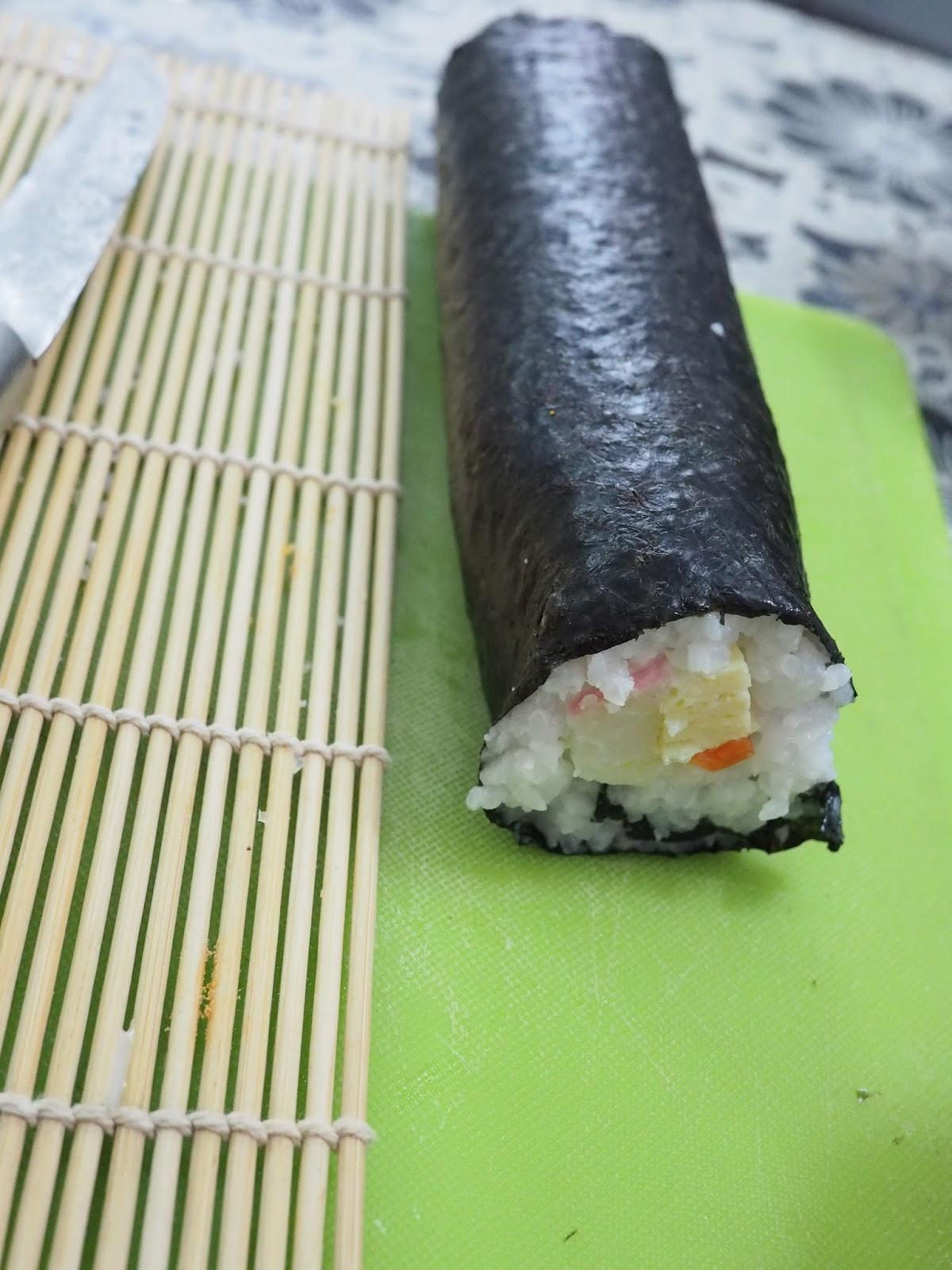 Resep dan Cara Membuat Sushi Bergizi di Rumah