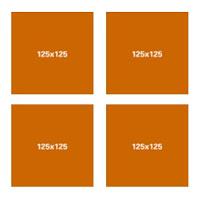 Cara Membuat Kotak Iklan di Blog Banner 125x125