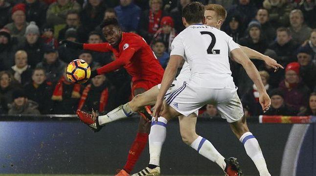 Usai Kalahkan Sunderland, Akhirnya Liverpool Naik ke Puncak Klasemen