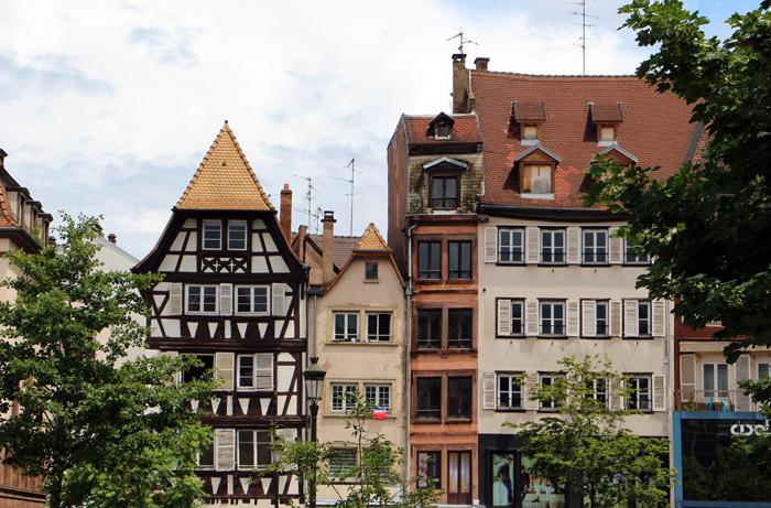 Altstadt von Strasbourg