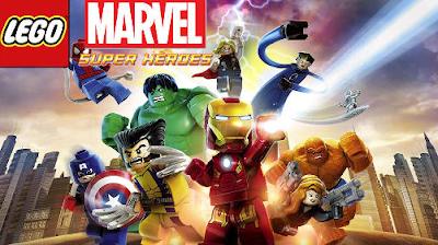 Download LEGO Marvel Super Heroes v1.11.4 Mod Apk + Data