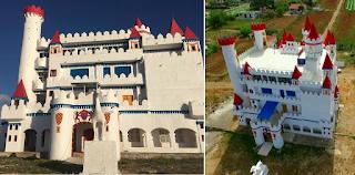 To Κάστρο των Παραμυθιών στη Μεσσηνία που θυμίζει Disneyland