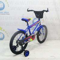 18 erminio bmx sepeda anak