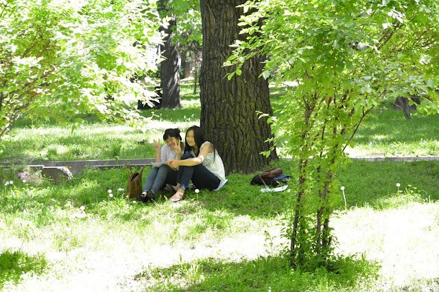 almati park,kazakistan